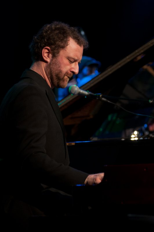 Rasmus Lyberth på Musikforeneingen Bygningen i Køge, fredag den 4. december 2015