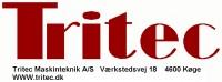 Tritec logo med tekst