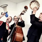 Esben Just Trio på Bygningen lørdag d. 1. Oktober 2016