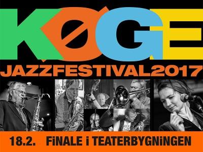 Køge jazzfestival 2017 på Musikforeningen Bygningen 18. februar 2017 kl. 12.00