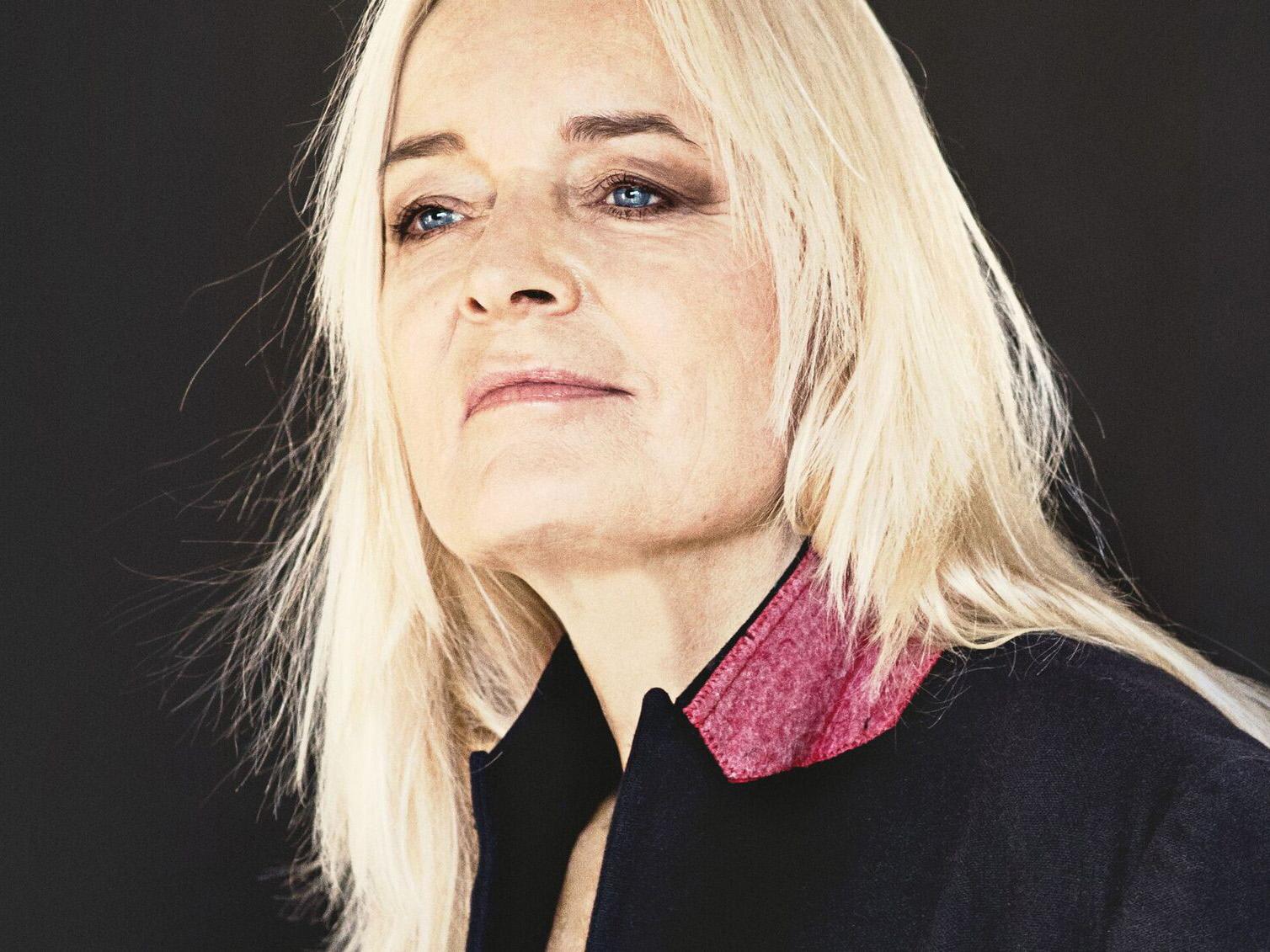 Anne Linnet på Musikforeningen Bygningen i Køge 10. november 2017 kl. 20.00