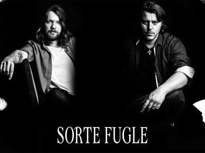 """Sorte Fugle - """"Besjælet dansksproget folk-rock"""" flyver forbi Musikforeningen Bygningen i Køge, lørdag d. 18. november kl. 20.00"""