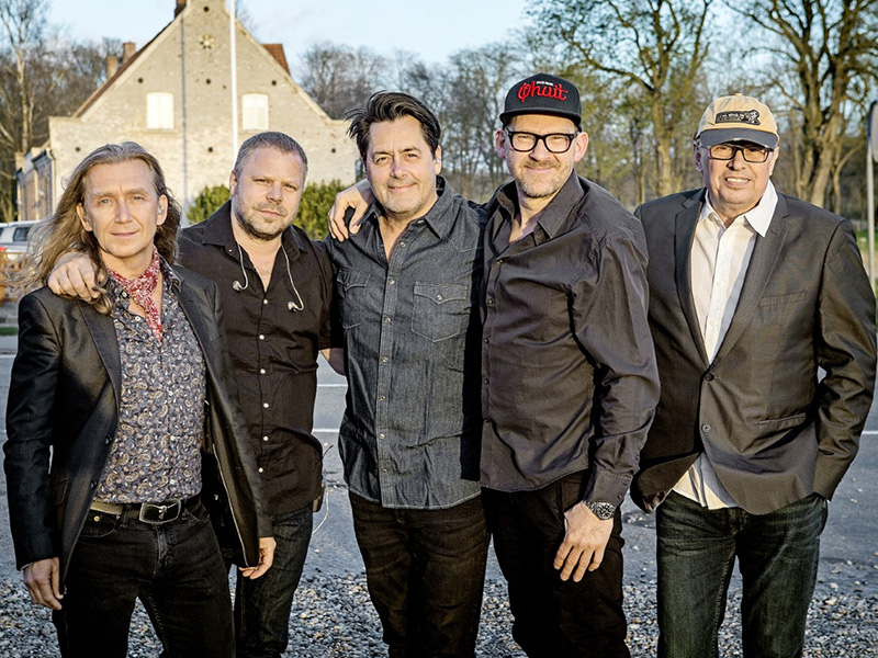 Hardinger Band på Musikforeningen Bygningen i Køge 2. juledag 2017