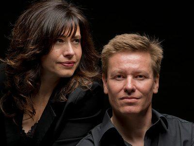 Peter Vuust trio m. Veronica Mortensen på Bygningen i Køge, lørdag d. 3. marts. Sammen med pianist Henrik Gunde fortolker trioen Peter Vuusts melodiøse jazz