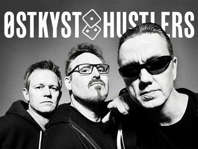 Østkyst Hustlers - Jazzy, Bossy og Peyk med et grovy funkorkester i ryggen, besøger Bygningen d. 26. oktober 2018