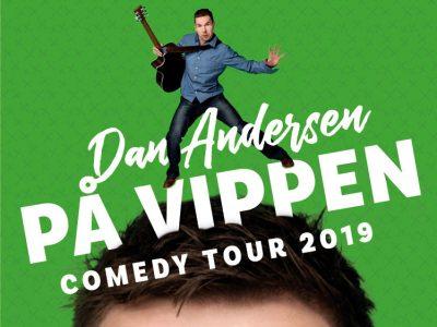 Dan Andersen på Bygningen fredag d. 15. marts 2019 kl. 20.00