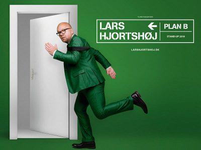 Lars Hjortshøj - Plan B på Bygningen, - 28. september 2019 kl. 20.00.