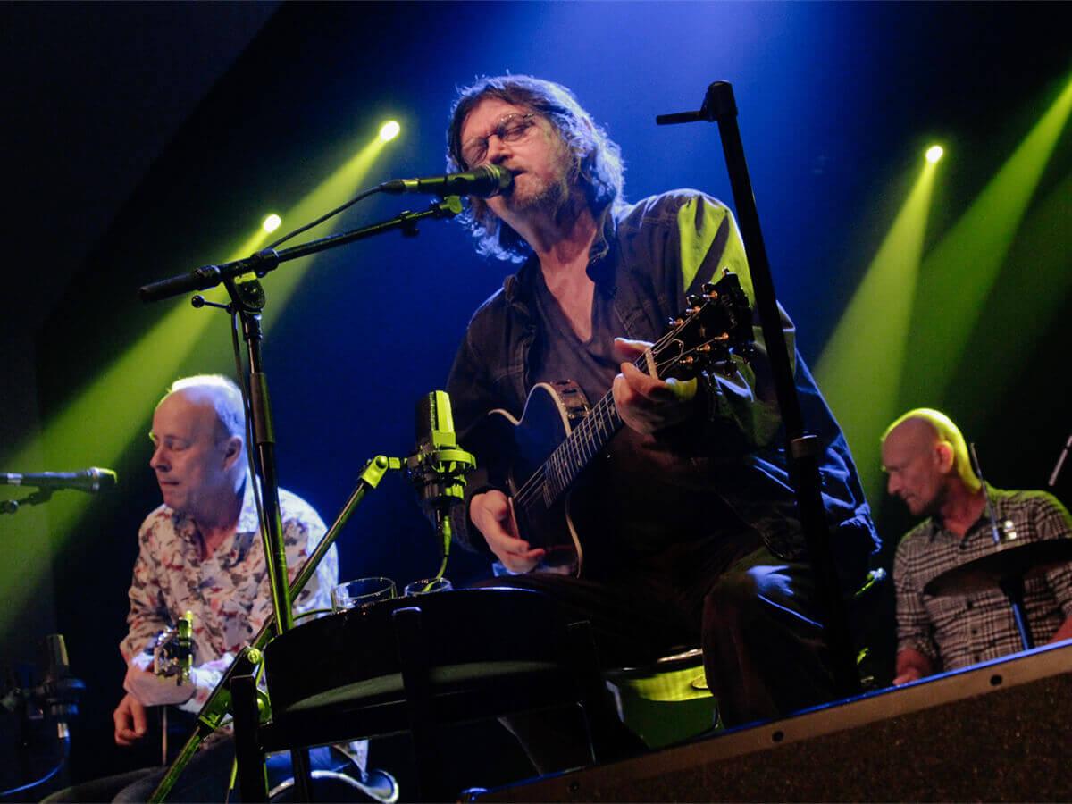 Johnny Madsen, Knud Møller og Henrik From - Akustisk turné 2019 på Musikforeningen Bygningen, torsdag den 21. november kl. 20.00