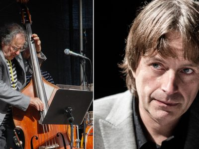 "Jan Lundgren & Georg Riedel - ""Jazz på svenskt vis"" på Musikforeningen Bygningen i Køge, torsdag den 24. oktober kl. 20.00"