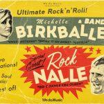 Michelle Birkballe & Band med special guest Rock Nalle i Musikforeningen Bygningen, fredag d. 28 februar 2020 kl. 20.00