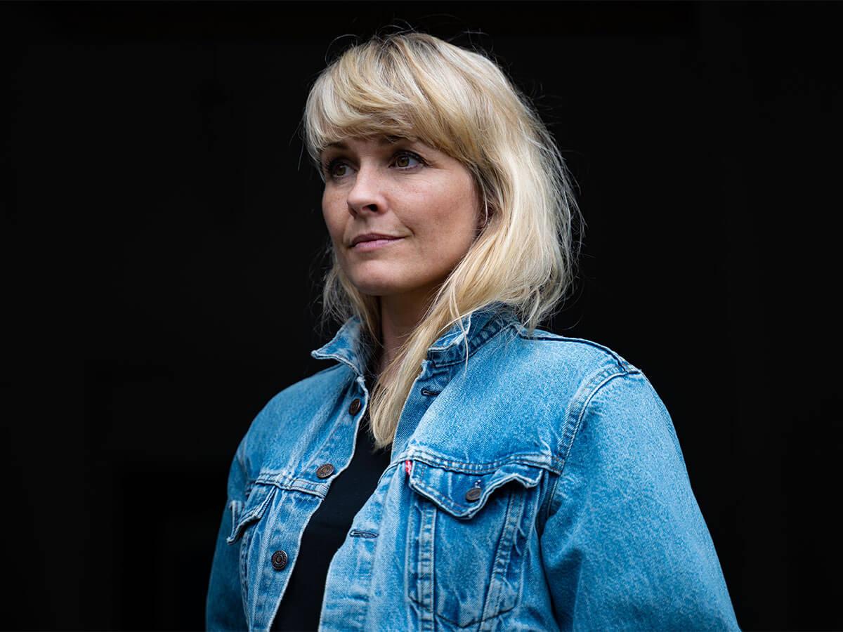 Signe Svendsen på Musikforeningen Bygningen i Køge, fredag d. 21. februar 2020.