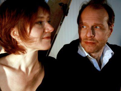 Tine Rehling og Mikel Nordsø Duo på Musikforeningen Bygningen i Køge den 20. marts 2020 kl. 20.00