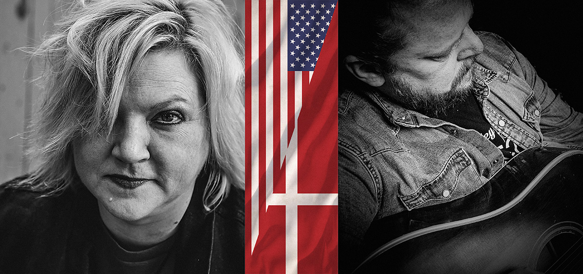 Musikforeningen Bygningen præsenterer Anders Andreassen with special guest Nashville recording artist, Cheley Tackett den 16. maj kl. 20.00.