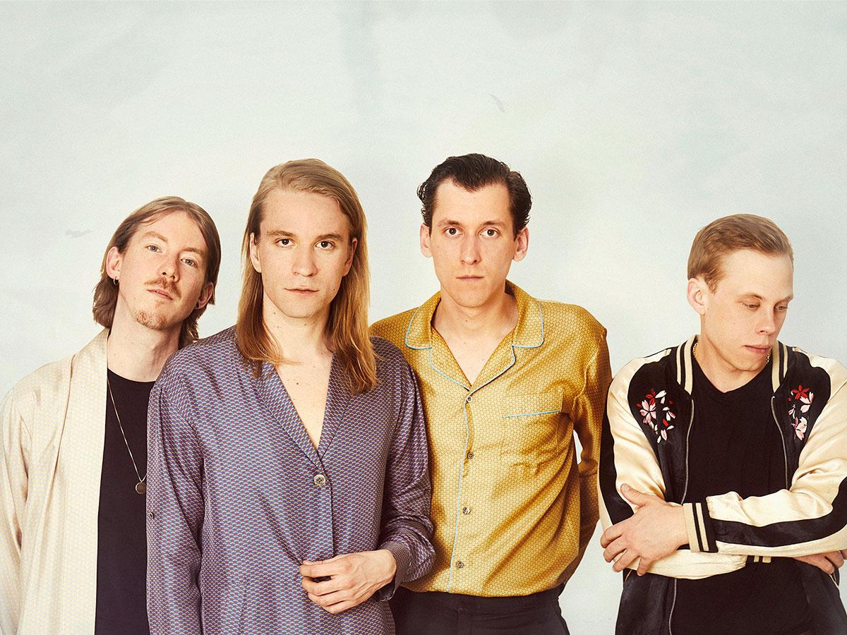 Drengene i Silque rykker med ny single og kommende nyt album, samt besøg på Bygningen d. 21. november 2020. Luk øjnene og lad dig svæve ind i Silques univers!