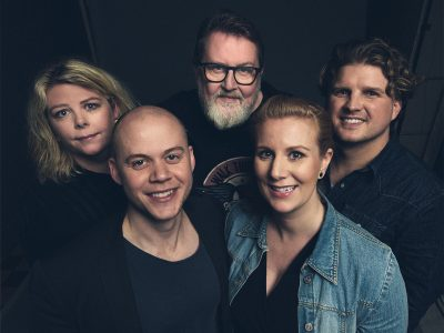 Alex Nyborg Madsen & A Circle Of Friends på Musikforeningen Bygningen i Køge, løredag den 20. marts 2021 kl. 20.00.