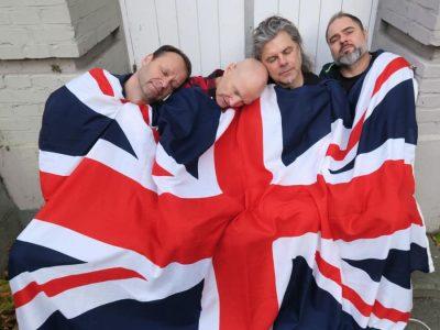 """The history of The Who, tirsdag den 27. oktober 2020, kl.19.00 - kl.21.30 på Teaterbygningen, Bag Haverne 1, 4600 Køge. Koncert og foredrag om bandet bag rockoperaen """"Tommy""""."""