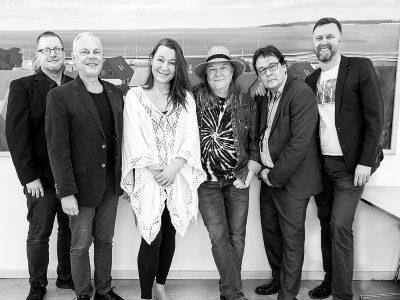 Grarup Allstars - blues og soul i absolut topklasse på Musikforeningen Bygningen i Køge den 6. februar 2021 kl. 20.00