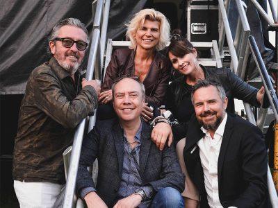 Musikforeningen Bygningen præsenterer Halberg & Friends, lørdag d. 9. oktober 2021. Der er magi i luften.