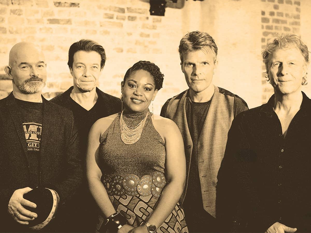 Soulfuldt nyt samarbejde: Miriam Mandipira & The Soul Family på Musikforeningen Bygningen i Køge, fredag den 8. oktober 2021 kl. 20.00.