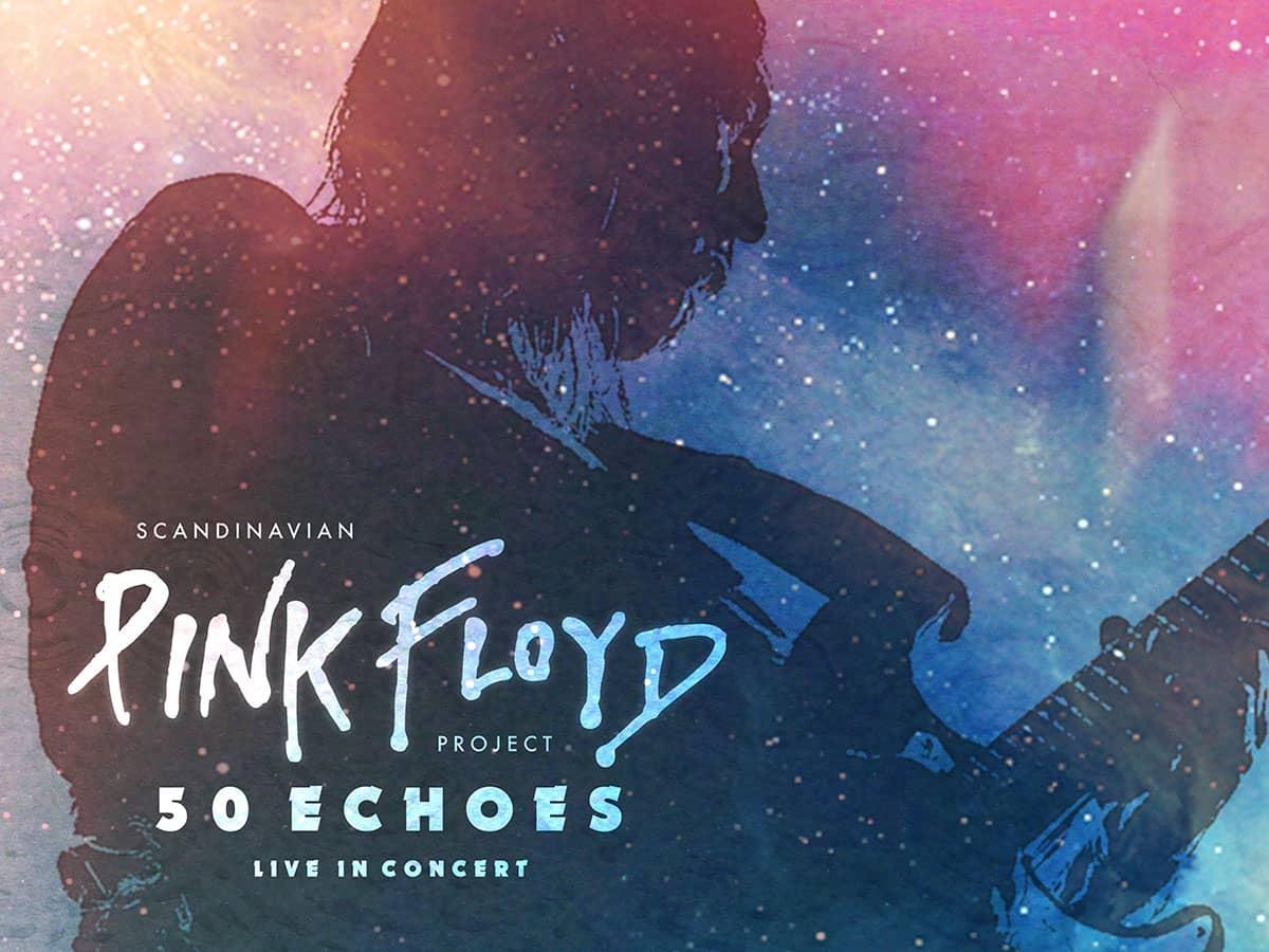 "Scandinavian Pink Floyd Project - ""50 Echoes"" på Musikforeningen Bygningen i Køge den 4. marts 2022 kl. 20.00."
